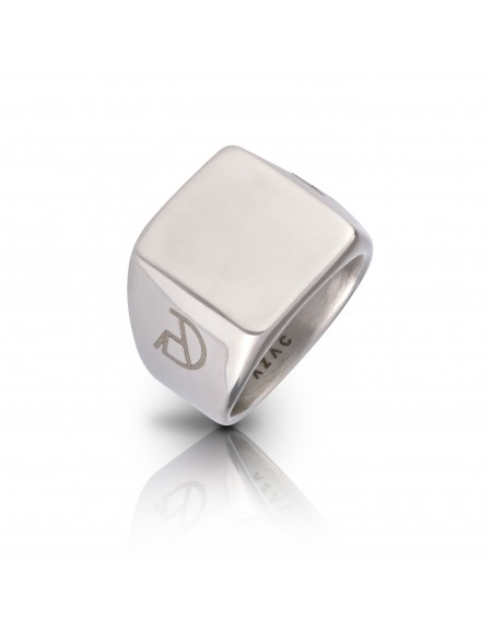 """The Jefe"" Silver Ring"